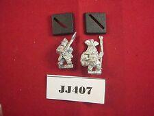 OOP Warhammer IC101 Iron Claw Nurd Nock & Dwarf TS 1987 Metal Ref JJ407