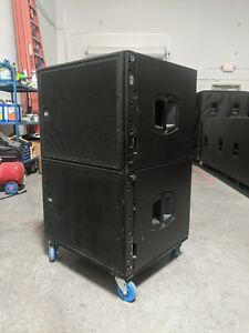 """2x RCF HDL 18-AS Subwoofer, 18"""" *PAIR*"""