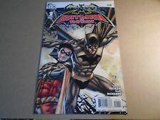 BATMAN AND ROBIN #1 Bruce Wayne - The Road Home  DC Comics 2010  NM