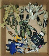 Transformers Movie Figures Starscream Bonecrusher Brawl Parts Lot