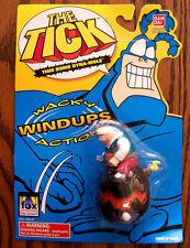 "1995--THE TICK ""Time Bomb Dyna-Mole"" (Wacky Wind-Up Toy) by Bandai [NIP]"