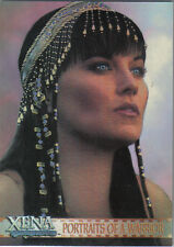 Xena Art And Images Portraits Of A Warrior Card Pp4