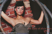 Poster - Music : Alicia Keys - Diary Of Alicia Keys - Free Ship! #9094 Rc3 O