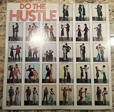 DO THE HUSTLE - DOUBLE LP 2V 8002