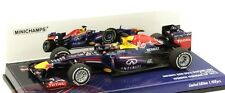Minichamps 1/43 Infiniti Red Bull RENAULT Rb9 S.Vettel Ganador German Gp 2013