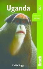 BRADT UGANDA - BRIGGS, PHILIP/ ROBERTS, ANDREW - NEW BOOK