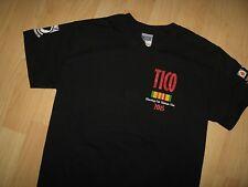 Tico Warbird Air Show Tee - 2015 Titusville Florida USA Airplane Black T Shirt S
