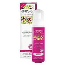 Andalou Naturals 1000 Roses Cleansing Foam 163ml