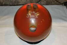 Super Rare Columbia 300 Translucent Bowling Ball - 16 lbs