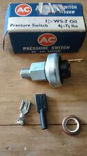 AC OIL PRESSURE SWITCH WS-7 HILLMAN MK MINX CALIFORNIAN HUMBER HAWK COMMER COB