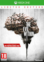 The Evil Within - NEW - Limited Edition Xbox one - FAST Delivery