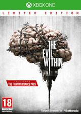 El mal en -- Edición Limitada de Xbox One-Entrega Rápida