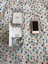 Apple iPod Nano 7th generazione (a metà 2015) Rosa (16GB) * ottime condizioni *