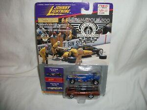 Johnny Lightning 1970 Indianapolis 500 Winner  2-Pack