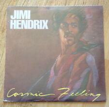 "Jimi Hendrix ""Cosmic Feeling"" vinyl LP 1981 new/sealed"