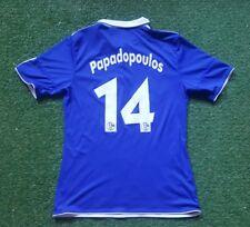 FC Schalke 04 Trikot Adidas Shirt Jersey M 11/12 Gazprom 14 Papadoupoulos