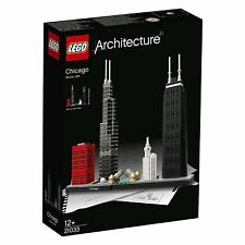 LEGO® Architecture 21033 Chicago NEU NEW OVP MISB