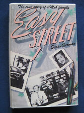 EASY STREET - SIGNED BY MURDERED WRITER SUSAN BERMAN - ROBERT DURST TRIAL 1st Ed