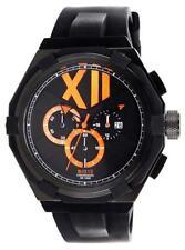 Jet Set Montre Hommes Grand 12 j1131b-037 Analogue Chronographe plastique noir