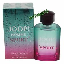 Joop! Homme Sport By Joop 4.2 oz./125ml Edt Spray For Men New In Box New Lunch