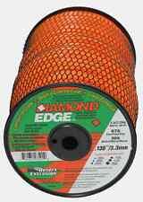 Pro Strimmer Line 3.3mm x 205m  Diamond Edge Heavy Duty Reel / Fantastic Value