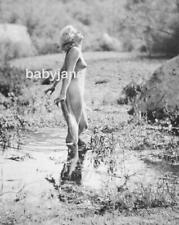 299 JEAN HARLOW EARLY NUDE MODELING IN GRIFFITH PARK BY EDWIN BOWER HESSER PHOTO