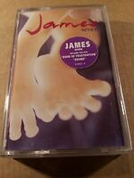 James : Seven : Vintage Tape Cassette Album from 1991