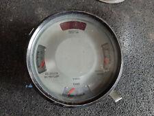 LKW Oldtimer Kienzle VDO Kombiinstrument Öldruck Temperaturanzeige Mercedes 12V
