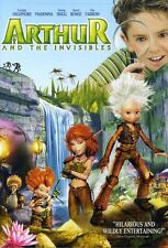 Arthur and the Invisibles DVD Region 1