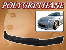 NG-S Style Polyurethane PU Front Bumper Lip Spoiler for 03-05 NISSAN 350Z