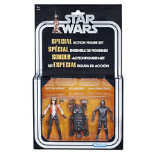 Star Wars Vintage Collection Action Figures 3-Pack Doctor Aphra Comic Set Sdcc