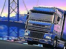 DAF 95 XF TRUCK WORKSHOP SERVICE MANUAL