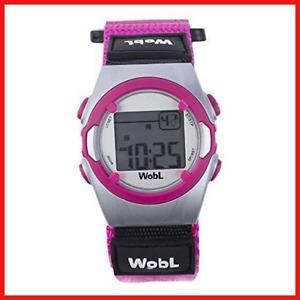 WobL Watch - Children's 8-Alarm Vibrating Reminder Watch, Potty Training Tool