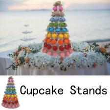 New 10-layer Macaron Display Stand Cake Dessert Tower Wedding Party Supplies