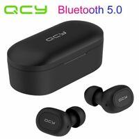 QCY T2C / T1S TWS Bluetooth 5.0 True Wireless HiFi Stereo Earphones Earbuds HD