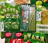 The Matcha season has arrived! Japanese Candies Matcha Green Tea Sweets Set