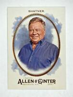 2017 Topps Allen and Ginter #246 William Shatner - NM-MT