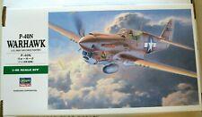 Hasegawa 1/48 Curtiss P-40N Warhawk #19188  # Brand New Kit #