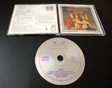 CD BACH Ensemble Joshua Rifkin Cantatas 147 & 80 L'oiseau-Lyre DECCA 1987