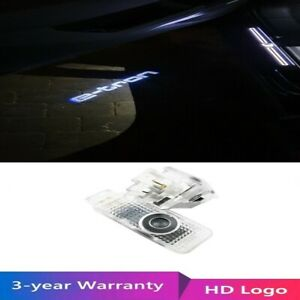 ETRON Led Door Light Laser Projector Welcome Logo ULTIMATE Kit For AUDI 2PCS