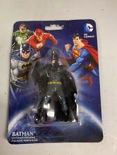 DC Monogram BATMAN Keychain - NEW ON CARD