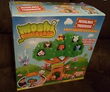 Moshi Monsters Moshling Treehouse & roxy (figures not included). Free Shipping