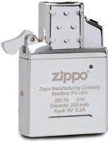 Zippo Lighter Arc Plasma Butane Insert Adjustable Flame Refillable 12583