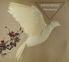 MERZBOW Hatobana 2CD Digipack 2016