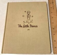 New listing The Little Prince Antoine de Saint-Exupery Hardcover Hc Book 1st Ed. 1943 Illust