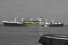 mc1126 - US Cargo Ship - American Charger , built 1962 - photo 6x4
