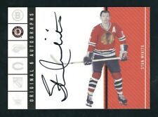 2003-04 Parkhurst Original Six Autograph Stan Mikita Chicago Blackhawks /80
