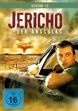 Skeet Ulrich - Jericho - Der Anschlag, Season 1.2 [3 DVDs] (OVP)