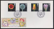 Great Britain 1987 FDC Royal Mail Cover Spring Flowers Royal Kew Gardens Cancel