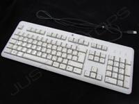 Genuine HP KU-1156 German Deutsch USB Wired Keyboard 690499-041 68535-041 HW